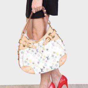Louis Vuitton Greta Canvas Multicolor